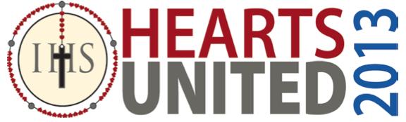 Hearts United - Men of Christ Event Logo